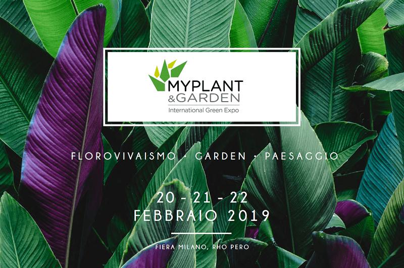 Myplant & Garden – International Green Expo. Fiera professionale dell'orto-florovivaismo | Vivailazzaro.it